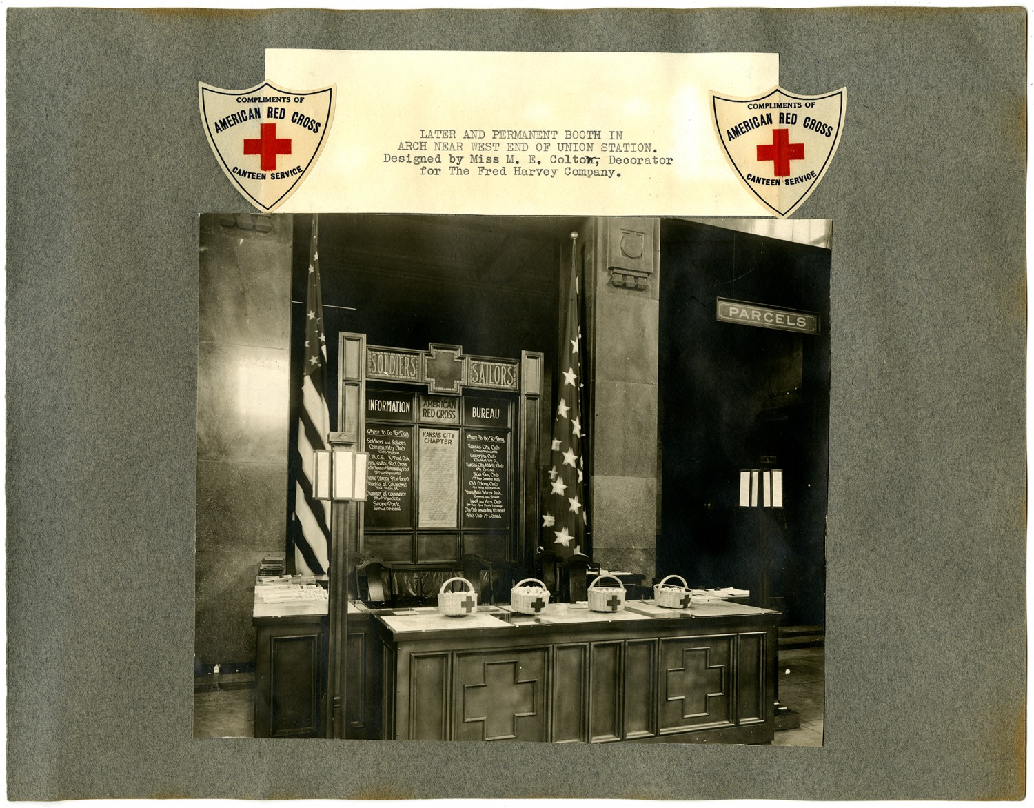 American Red Cross Canteen Collection   Collections
