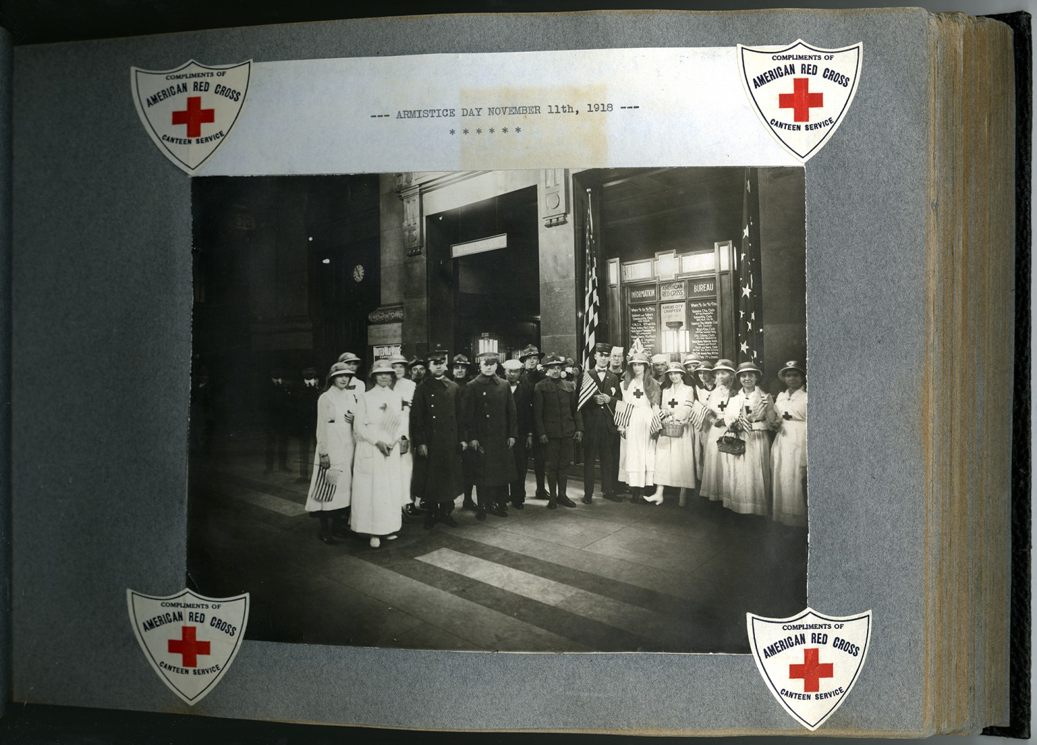 American Red Cross Canteen Collection | Collections